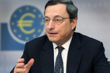 """Draghi'den """"euro"""" açıklaması"""