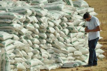 Nitratlı gübreye terör yasağı
