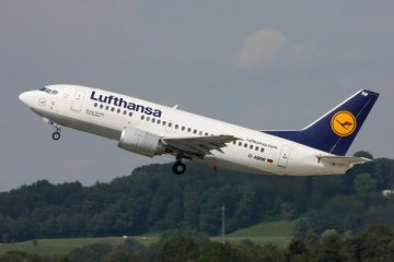 Lufthansa iki günlük greve gidiyor