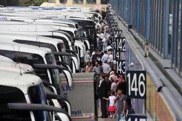 On binlerce insan İstanbul'dan çıkmaya hazırlanıyor