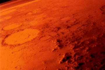 Çin'in uzay aracı Zhurong, Mars'tan video paylaştı