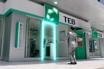 TEB'den ilk çeyrekte 295,9 milyon lira net kar