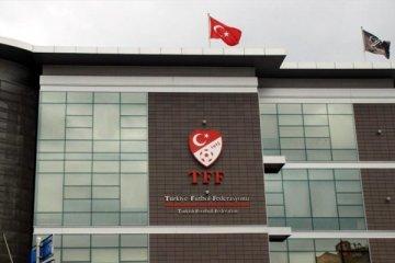 Türkiye Futbol Federasyonu'nda  FETÖ depremi