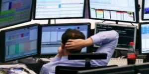 Yabancılar 1.12 milyar dolarlık hisse ve tahvil sattı