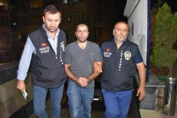 İstanbul sapığı yeniden gözaltında