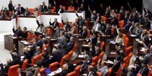 Meclis torba kanun tasarısı için toplanıyor