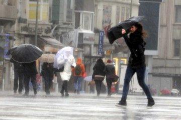 İstanbul ve Marmara için fırtına uyarısı