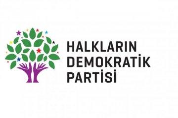 """HDP milletvekillerine """"Barış Pınarı"""" soruşturması"""