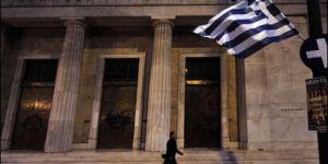 Bankalar Yunanistan için alarmda