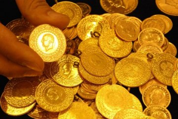 Gram altın 150 TL'yi geçti