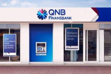 QNB Finansbank'tan 1,7 milyar TL net kar
