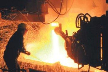 Erdemir Grubu'nun ham çelik üretimi yüzde 6 düştü