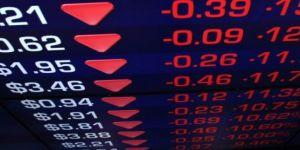 IBM, Dow Jones'u düşürdü
