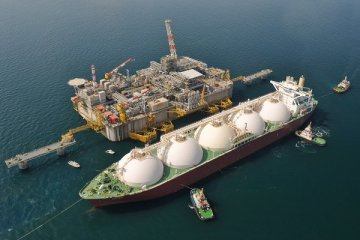 Suudi Arabistan ABD'den LNG alacak