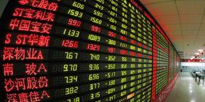 Şangay borsası yüzde 2 değer yitirdi