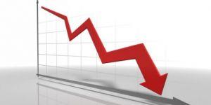Borsada yüzde 2,18'lik düşüş