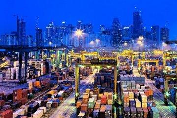 ABD'de dış ticaret açığı şubatta geriledi