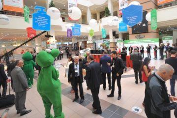 TÜYAP'ın endüstri fuarları İzmir'de kapılarını açıyor