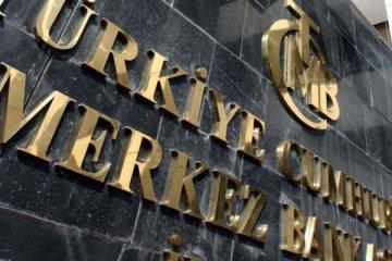 Merkez Bankası resmi rezervi azaldı