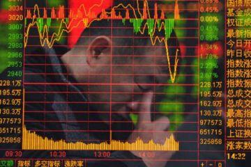 Hisseler riskten kaçınma ile sert düşerken, yen değer kazandı