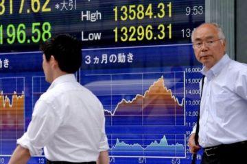 Asya borsaları, Güney Kore ve Hong Kong hariç, negatif seyretti