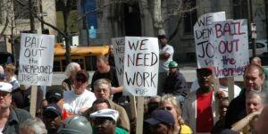 ABD'de işsizlik yüzde 6.7'ye yükseldi