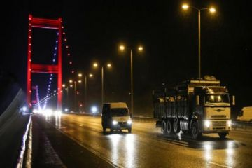 15 Temmuz Şehitler Köprüsü'nde serbest geçiş çalışması başladı