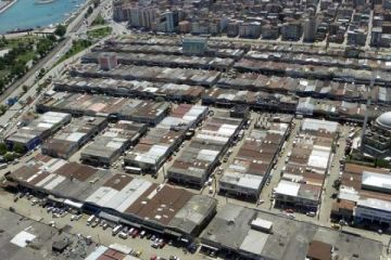 Şehirdeki sanayi siteleri konut ve AVM'ye dönüşecek