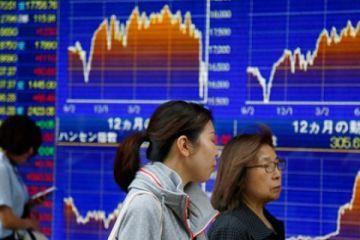 Asya borsaları Fransa sonuçlarıyla yükseldi