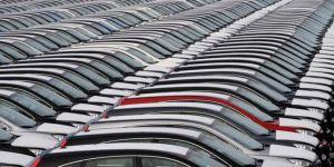 Otomobil pazarı bu yıl yüzde 4.3 daraldı