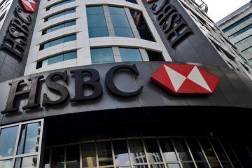 HSBC'nin ilk çeyrekte vergi öncesi karı düştü