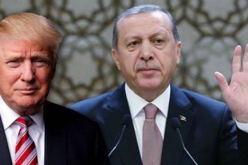 Trump ve Erdoğan bugün ilk kez bir araya geliyor