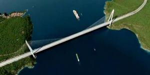 3. Köprü'de Erdoğan eylemi
