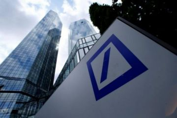 "Fed'den Deutsche Bank'a ""para aklama"" cezası"