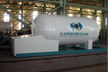 Karbonsan'dan Fransa'ya LNG dolum istasyonu satışı