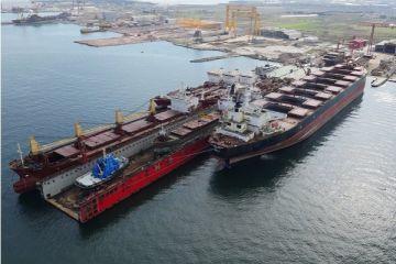 Gemi sektörüne 15 yılda 2,8 milyar dolar yatırım