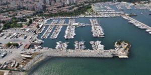 Kalamış Limanı'nda sıra Safi Holding'te