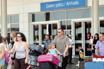 Antalya'ya gelen turist sayısı yüzde 103 arttı