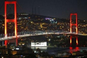 15 Temmuz Şehitler Köprüsü bu gece 02.00'den itibaren trafiğe kapatılacak