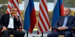 Obama Putin ile Kırım'ı görüştü