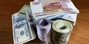 Rus rublesi dolar karşısında sert düştü