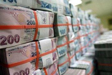 Bütçe Aralık'ta 30,8 milyar TL açık verdi
