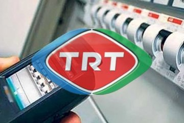 TRT bandrol ücretleri arttırıldı