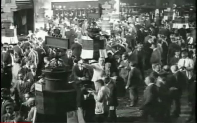 1929 Borsa Krizi