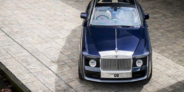 İşte dünyanın en pahallı Rolls-Royce'u